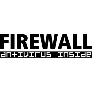 FIREWALL antivirus inside