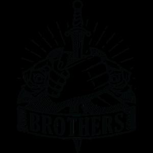 Brothers Brüder Zusammenhalt Bruder Geschwister