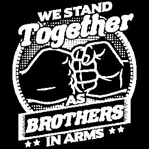 Brüder Bruder Geschwister Freundschaft Freunde
