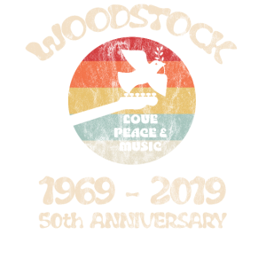 woodstock 50th anniversary love peace and music