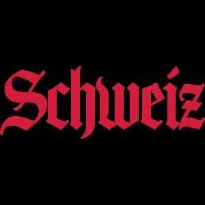 Schweiz Alte Schrift