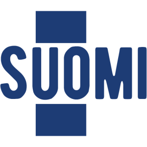 Suomi Flagge