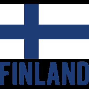 flag + typo finnland