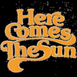 HERE COMES THE SUN TUMBLR SHIRT