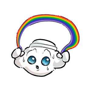Oliver Cast The Cloud - Rainbow