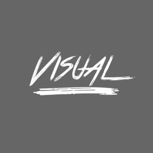 VISUAL White Logo