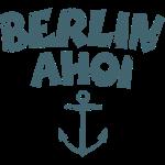 Berlin Ahoi Anker Vintage Dunkel