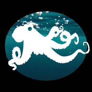 Krake Tentakel Oktopus