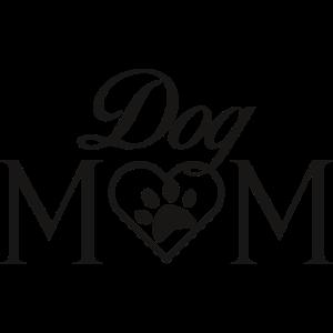 Dog Mom Hunde Mama Herz