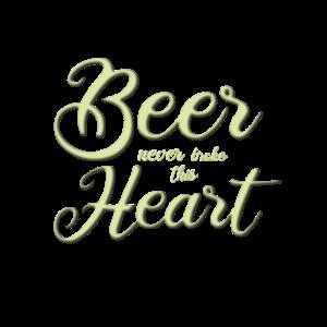 Bier hat mein Herz nie gebrochen