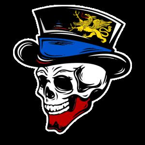 Rostock Totenkopf Joker - Design