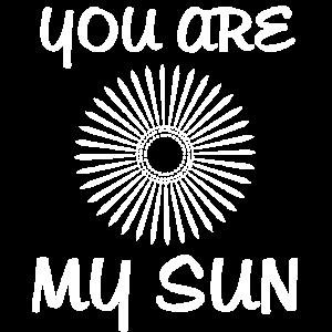 Du bist meine Sonne