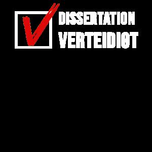 Doktortitel Lustig Promotion Dissertation Geschenk