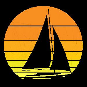 Segeln Segel Segelboot Boot Schiff Meer Wasser