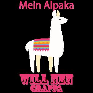 Alpaka Grappa
