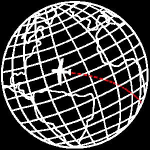 dunkle weltkugel design globus globus