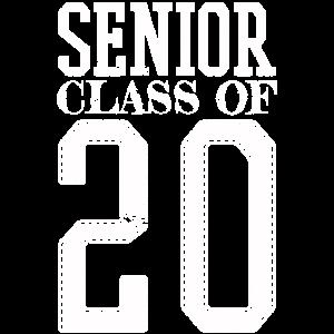 2020 Abschluss der Oberstufe