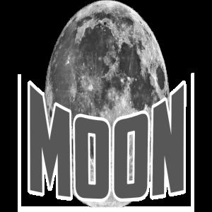 Mond Astronaut Universum Weltraum Raumfahrt Spruch