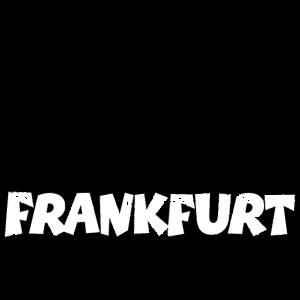 Frankfurter Skyline Frankfurt (Vintage S/W)
