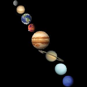 Sonnensystem-Planeten