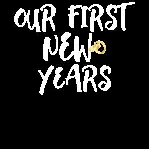 Unsere erste Neujahrsfeier