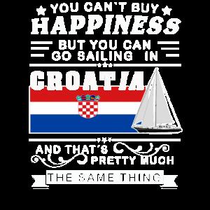 Kroatien Segeln, Segelschiff Mittelmeer Geschenk