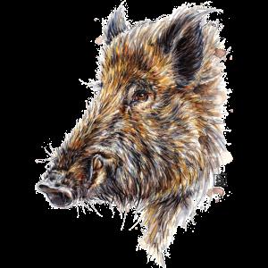 SM Wildschwein | wild boar