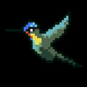 8 Bit Kolibri