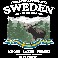 Sweden - Moose, Lakes & Forest