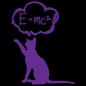 Physic Cat Geschenk
