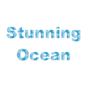 stunning ocean