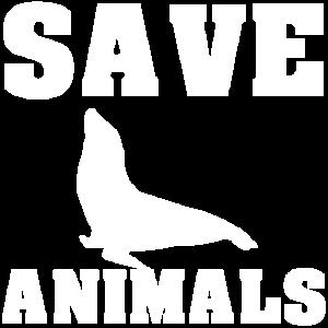 Rettet die Tiere