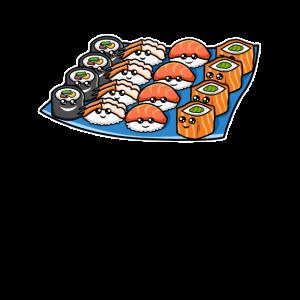 Sushi Design Sushi Liebhaber