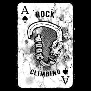 Klettern Ass Climbing Bergsteigen