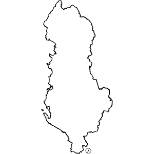 Land - Albanien - by felwet