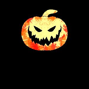 Vintage Grusel Kürbis Kürbisdesign Halloween Deko