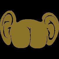 Arsch mit Ohren