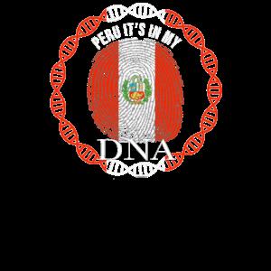 Peru ist in meiner DNA