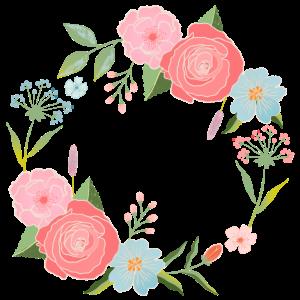 Blumenkranz-Magie