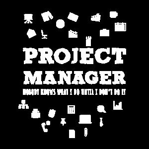 Projektmanager Geschäftsführer Supervisor Boss