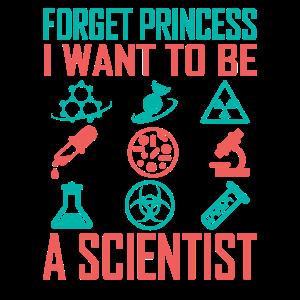 Forscher Wissenschaft für Mädchen