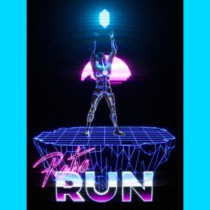 Retro Run merch #2