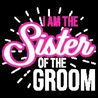 Schwester Bräutigam Shirt