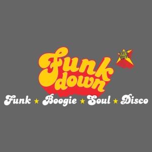 FunkDown Official Merchandise (med genrer)