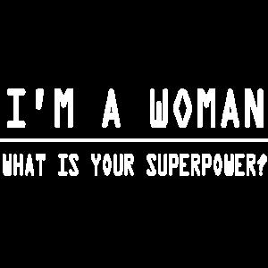 Female Superpower