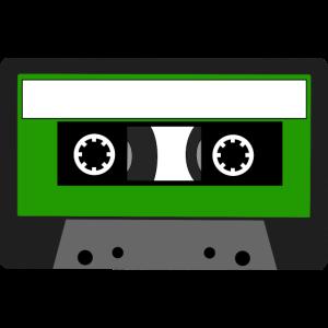 Kassette - Grün