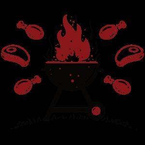 Grill Grillfleisch