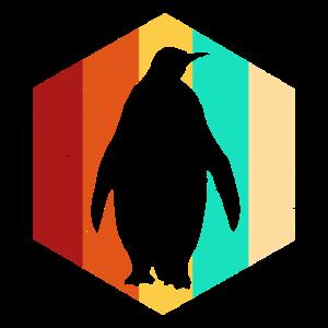 Pinguin Retro