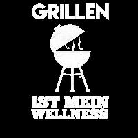 Grill Spruch BBQ Grillmeister
