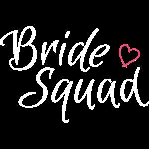 Bride Squad dark